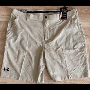 NWT Under Armour Heatgear Shorts